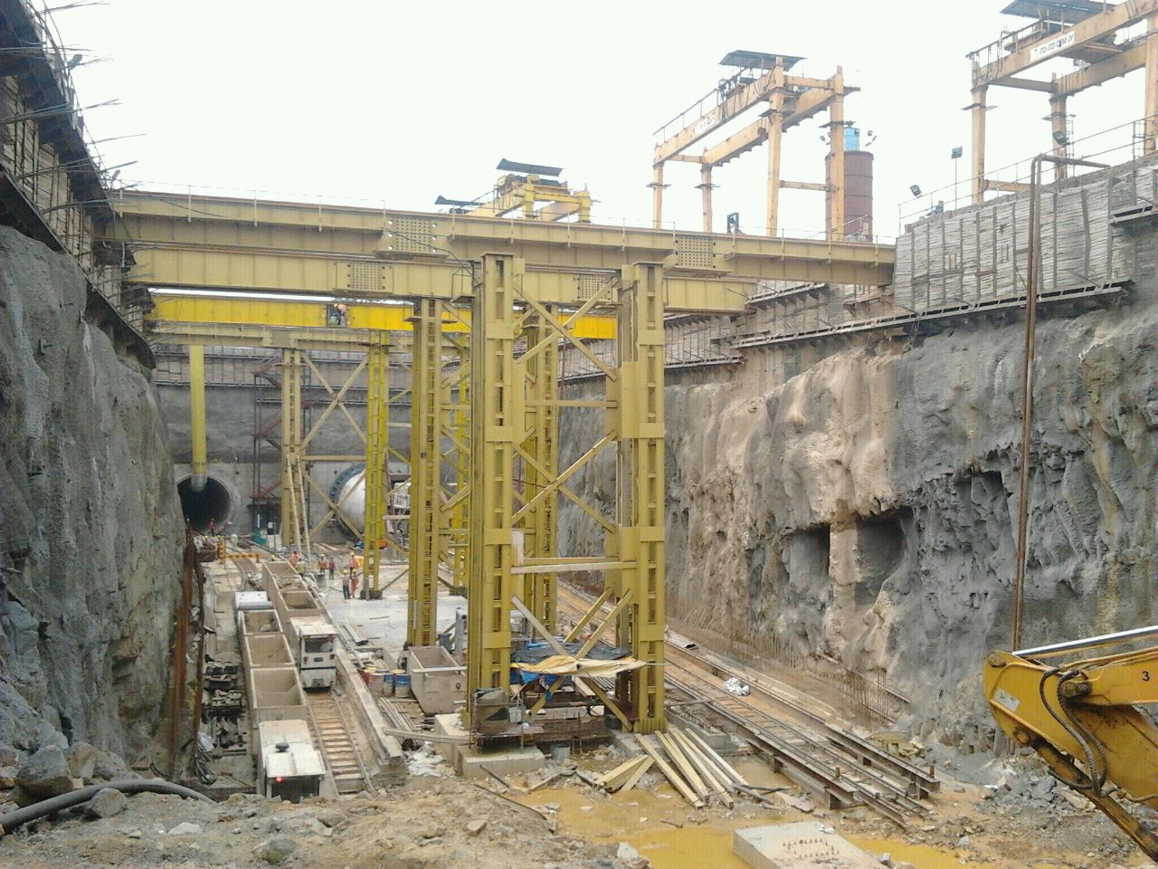 shoring system