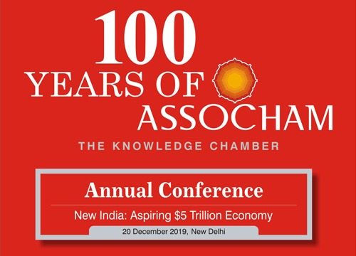 100 years of Assocham Annual Conference