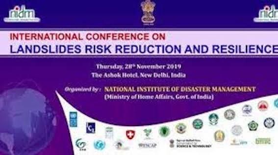 Landslides risk reduction