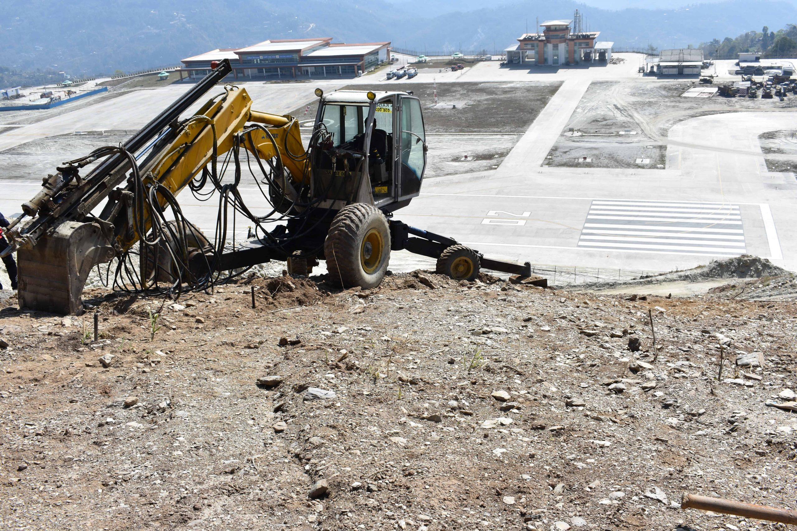 Excavator Spider Kaiser