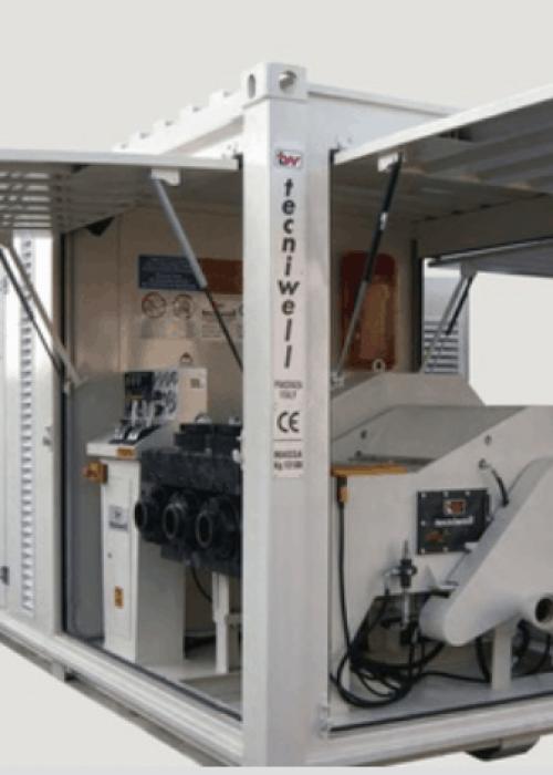 Techniwel TW 600 JET Grouting Pump